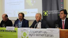 Foto de Los retos del sector europeo y nacional centraron la jornada de vino de Cooperativas Agro-alimentarias