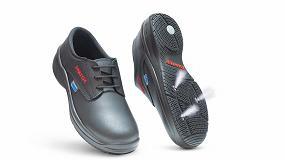 Foto de Carol O2 Atmósfera Oxígeno: calzado laboral antifatiga pensado para el pie femenino