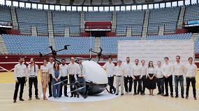 Foto de Tecnalia presenta el primer aerotaxi para desplazarse en las ciudades de forma autónoma