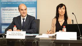 Foto de Las empresas socias del Clúster Hegan alcanzan una facturación agregada de más de 2.400 M€