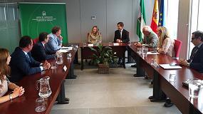 Foto de Anefhop firma un convenio con la Junta de Andalucía para elaborar un manual de buenas prácticas para el control del hormigón
