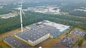 Foto de Panasonic ya opera en sus primeras fábricas de cero emisiones de CO2*