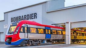 Foto de Bombardier suministrará 12 trenes eléctricos de pasajeros a Australia