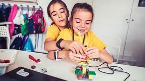 Foto de Los experimentos científicos, la robótica y la programación: disciplinas científicas favoritas entre las pequeñas