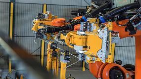 Foto de Llega la nueva generación de robots de curvado