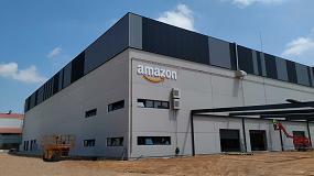 Foto de Amazon expande su red logística en España con su primera estación logística en Asturias