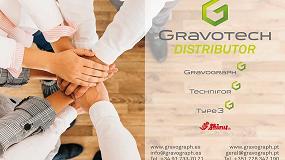 Foto de Gravotech crece en la Península Ibérica