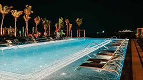 Foto de Linea Light Group ilumina las noches encantadas de la isla Bluewaters en Dubai