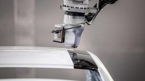 Foto de Dürr posibilita el pintado bitono de coches completamente automatizado por primera vez