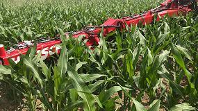 Foto de Horsch cabalga hacia la agricultura híbrida
