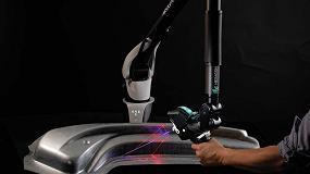 Foto de El escáner láser 3D de alta productividad llega al Absolute Arm de Hexagon
