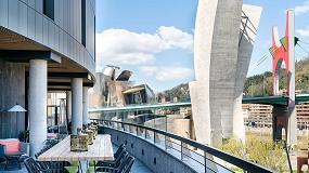 Foto de Cerramientos Technal en el Hotel Vincci Consulado de Bilbao