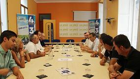 Foto de New Holland firma un convenio con la Organización Profesional Agraria LA UNIÓ de Llauradors