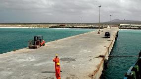 Foto de Teixeira Duarte escolhida para obra em Cabo Verde por 17 milhões