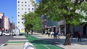 Foto de Lisboa: autarquia promove ciclovias na Praça de Londres e Avenida Manuel da Maia