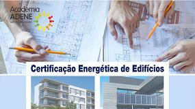 Foto de Academia ADENE com nova oferta formativa na área da certificação energética de edifícios
