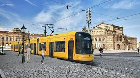 Foto de Bombardier suministrará y realizará el mantenimiento de 30 tranvías FLEXITY a la ciudad de Dresden