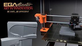 Foto de EGA Master incorpora la impresión 3D en sus procesos productivos