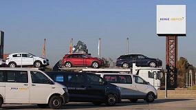 Foto de Bergé Gefco en Lean&Green de Aecoc para reducir sus emisiones de CO2