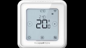 Foto de Honeywell Home presenta su nueva versión del termostato inteligente T6 en color blanco