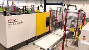 Foto de La nueva Roboshot a- S450iA ya está trabajando en Europa en la empresa KLC