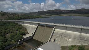 Foto de Efacec reforça a capacidade da barragem de Pretarouca