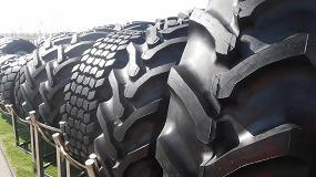 Foto de Diseño de banda de rodadura en neumáticos agrícolas