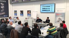 Foto de Ceratizit aprueba con nota sus jornadas de formación Standard en el Technical Center