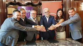 Foto de Foment y Eurecat potenciarán la competitividad tecnológica de las empresas catalanas