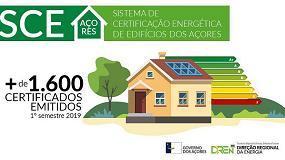 Foto de Aumento da eficiência energética dos edifícios dos Açores