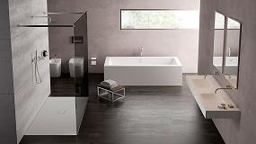 Foto de Hi-Macs amplía su gama para un cuarto de baño de diseño