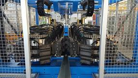Foto de ITIB Machinery presenta su corrugador de alto rendimiento FV200 en la K 2019