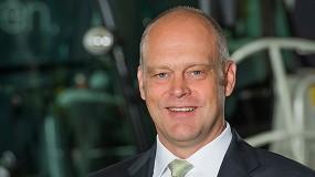 Foto de Thomas Böck será el primer CEO de Claas