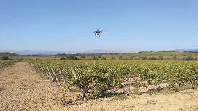 Foto de Eurecat ensayará el uso de drones para la supervisión de viñedos