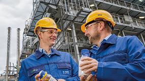 Foto de BASF exibe em Düsseldorf novos produtos feitos a partir de resíduos plásticos