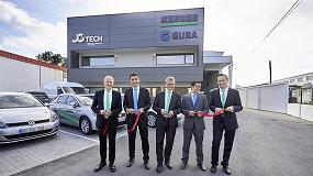 Foto de Arburg inaugura filial portuguesa