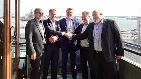 Foto de Hegla se convierte en accionista mayoritario de Taifin Glass Machinery Oy,
