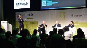 Foto de La industrialización como palanca de transformación del ecosistema de la construcción, clave en la agenda de Rebuild 2019