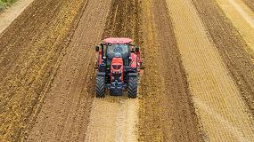 Foto de Kubota anuncia la serie de tractores M7003 (130-170 CV)