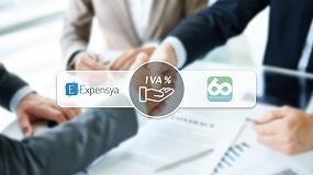 Foto de Expensya y 60días unen fuerzas para agilizar la recuperación del IVA de los gastos profesionales