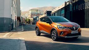 Foto de Nuevo Renault Captur, presente en el Salón de Frankfurt