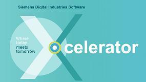Foto de Siemens acelera o futuro digital da indústria com o novo Xcelerator