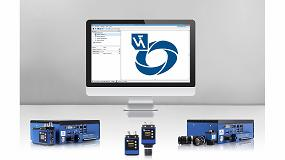 Foto de Software UniVision para cámaras inteligentes, sistemas de visión y perfilómetros 2D / 3D