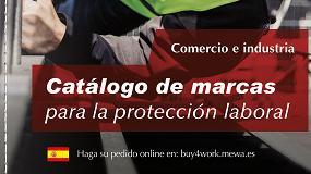 Foto de Mewa lanza su nuevo catálogo de marcas con 10.000 artículos para la protección y la seguridad laboral