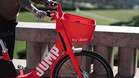 Foto de Uber promove utilização integrada na aplicação com transportes públicos e bicicletas JUMP
