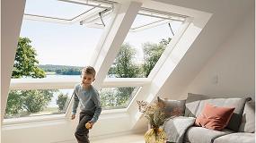 Foto de Velux lanza su plan de sustitución de ventanas para tejados