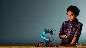 Foto de 'Se Mueve', un proyecto de robótica inclusiva para niños y niñas en riesgo de exclusión social