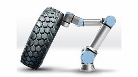 Foto de Universal Robots lanza UR16e, un cobot para cargas pesadas que acelera la automatización colaborativa