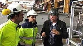 Foto de Inerco firma un acuerdo de alianza con la empresa sueca SaltX para desarrollar un sistema de Almacenamiento Termoquímico de Energía a gran escala
