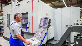 Foto de A maquinação automatizada de matrizes aumenta a capacidade de fabrico